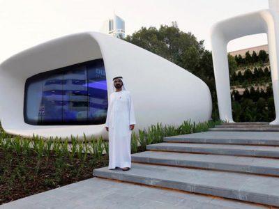 tìm hiểu việc xây nhà bằng công nghệ in 3d- tòa nhà xây bằng công nghệ in 3d tại dubai