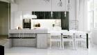 Thiết kế nội thất phòng bếp theo phong cách Industrial Interior 12
