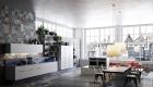 Thiết kế nội thất phòng bếp theo phong cách Industrial Interior 16