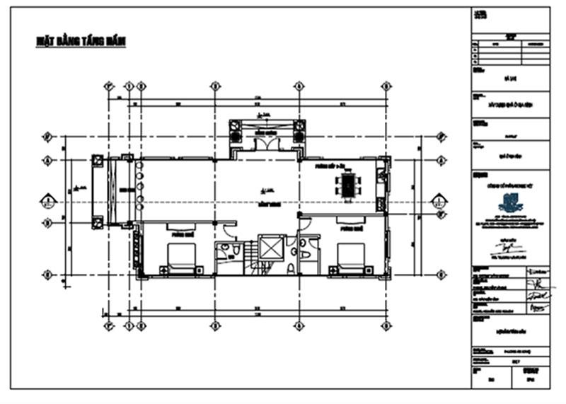 mãn nhãn với mẫu biệt thự 3 tầng 120m2 đẹp tại Gia Lâm 6