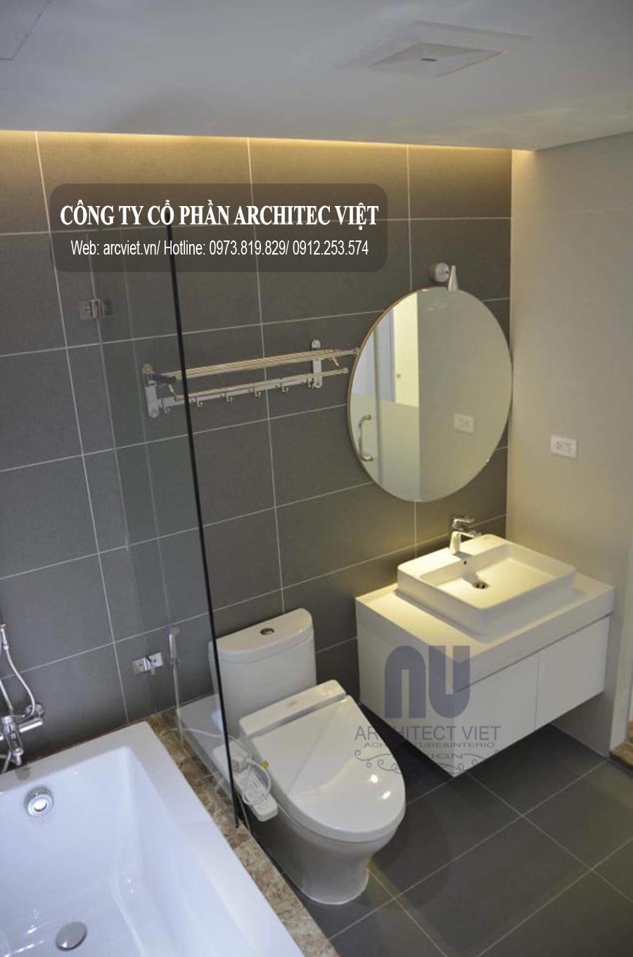 Giới thiệu nội thất căn hộ penthouse 170m2