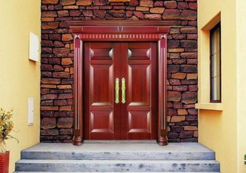 thiết kế kích thước cửa chính theo phong thủy