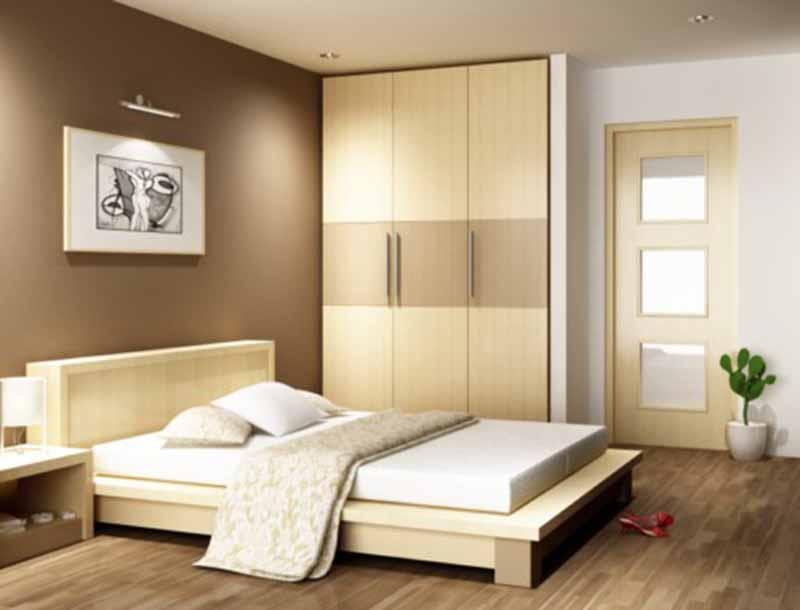 tủ quần áo âm tường đẹp cho không gian sử dụng