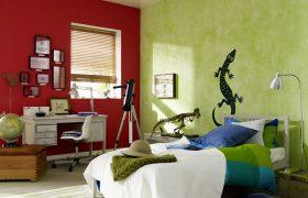 Mách bạn cách chọn màu sơn nhà cho người mệnh Hỏa giữ tài lộc