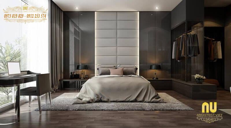 Phòng ngủ đẹp hiện đại sang trọng 1