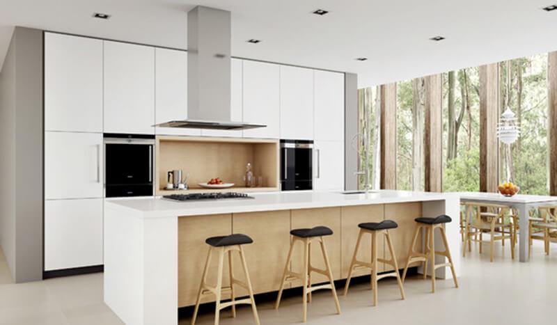 Thiết kế nội thất phòng bếp sang trọng 4