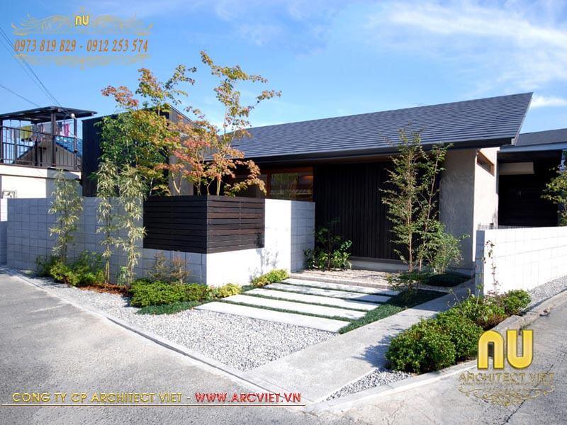 nhà vườn Nhật Bản